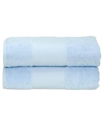 Handdoek blauw 70x140cm