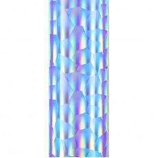 Holografisch Geometric Pattern 30x20cm