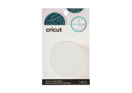 Cricut Blank Coaster Round (4pcs)