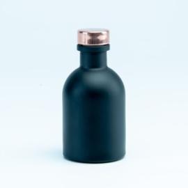 Luxe geurflesje zwart 50ml