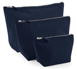 Canvas toilettas Navy