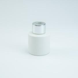 Geurflesje rond wit