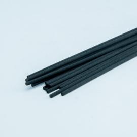 Geurstokjes zwart 23cm per 10