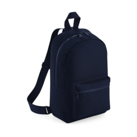 Mini essential fashion backpack navy