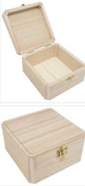 Kistje vierkant