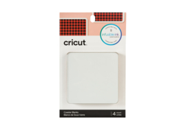 Cricut Coaster Blank Square (4pcs)