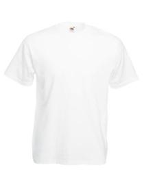 T-shirt heren wit