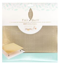 Foil Quill Magnetic mat