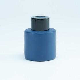 Geurflesje rond blauw