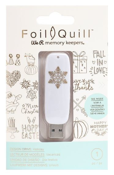 USB Holiday designs