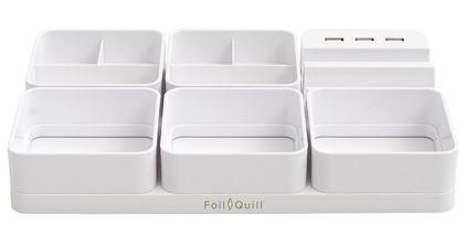 Foil Quill Storage / USB Caddy