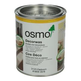 OSMO Decorwas TR3123 Esdoorn 0,75L