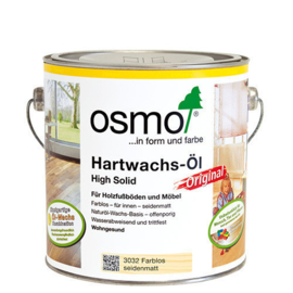 OSMO Hardwax Olie 3062 Mat 2,5L