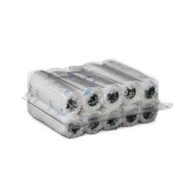 Microvezelroller 10 cm Lak 11 mm, (10 stuks)