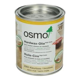 OSMO Hardwax Olie 3065 Kleurloos semi mat 0,75L