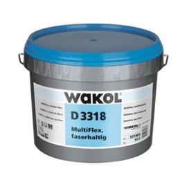Wakol D 3318 MultiFlex dispersielijm 13 kg