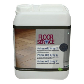 Floorservice vergrijzingsproduct prime old grey X 5L
