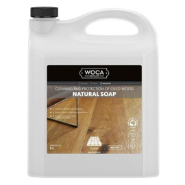 WOCA Zeep Naturel 5L