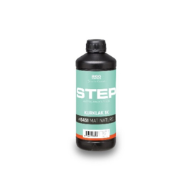 STEP Kurklak 1K Mat 6451 Naturel 1L