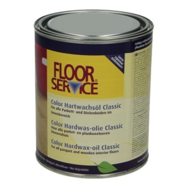 Floorservice Color Hardwas-olie Classic Polar 101 1L