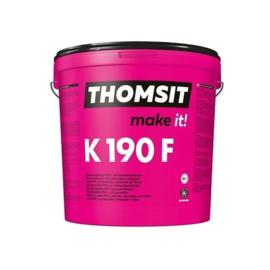 Thomsit K190F vezelversterkte PVC/rubberlijm 13 kg