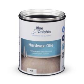 Blue Dolphin Hardwax-olie Mat 1 Liter