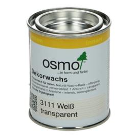 OSMO Decorwas TR3111 Wit 0,125L