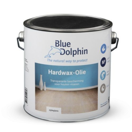 Blue Dolphin Hardwax-olie Zijdeglans 2,50 Liter
