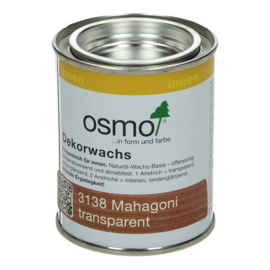OSMO Decorwas TR3138 Mahonie 0,75L