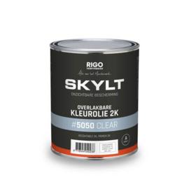 Skylt Overlakbare Kleurolie 2K Clear #5050 1L