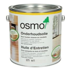 OSMO Onderhoudsolie 3079 Kleurloos mat 2,5 L