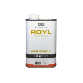 ROYL Onderhoudsolie Wit 1L #9091