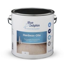 Blue Dolphin Hardwax-olie Wit 2,50 Liter