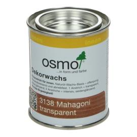 OSMO Decorwas TR3138 Mahonie 0,125L