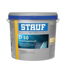 Stauf D50 vezelversterkte PVC-lijm 14 kg