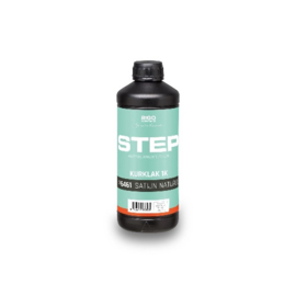 STEP Kurklak 1K Satijn 6461 Naturel 1L