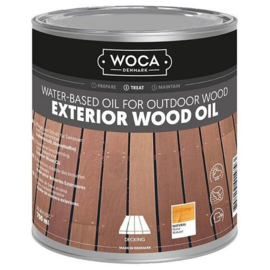 WOCA Exterior Oil Naturel 0,75 L
