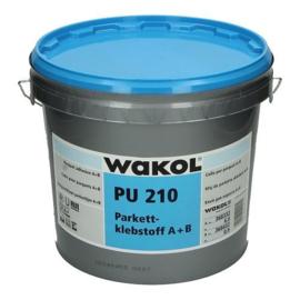 Wakol 2K lijm PU 210 6,9 kg