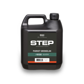 STEP Parket Grondlak 6130 Warm 4L