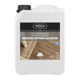 WOCA Master Optima Lak 5L