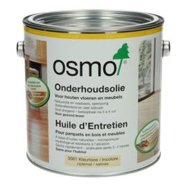 OSMO Onderhoudsolie 3081 Kleurloos zijdemat 2,5 L