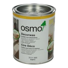 OSMO Decorwas TR3111 Wit 0,75L