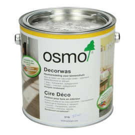 OSMO Decorwas TR3119 Zijdegrijs 2,5L