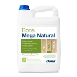Bona Mega Natural 1K 5L