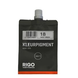 Royl Kleurpigment Olie 18 #0118