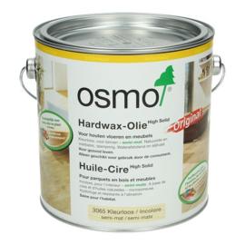 OSMO Hardwax Olie 3065 Kleurloos semi mat 2,5L