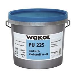 Wakol 2K lijm PU 225 6,75 kg
