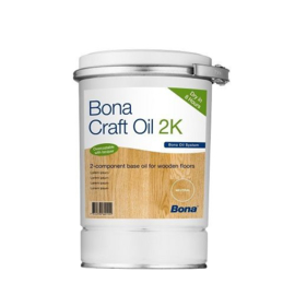 Bona Craft Oil 2K Light Grey 1,25 L