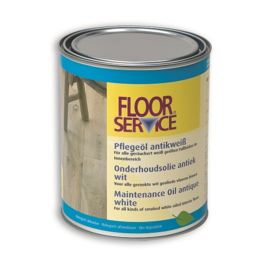 Floorservice Onderhoudsolie Antiek wit 1L