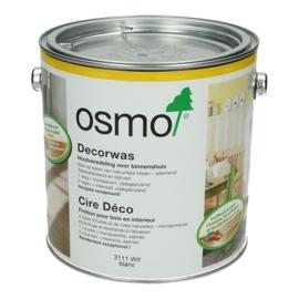 OSMO Decorwas TR3111 Wit 2,5L